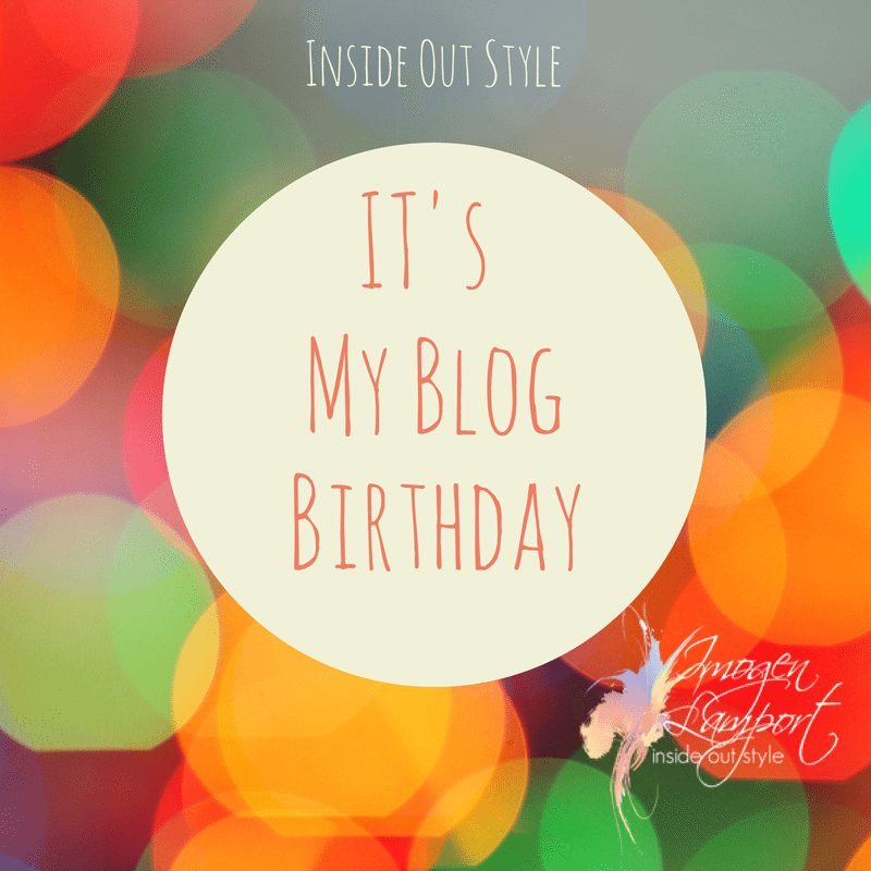 It's My 6th Blogiversary Today!