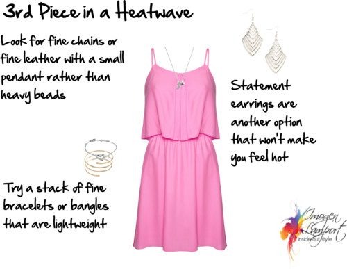 5 Rules for Dressing for a Heat Wave