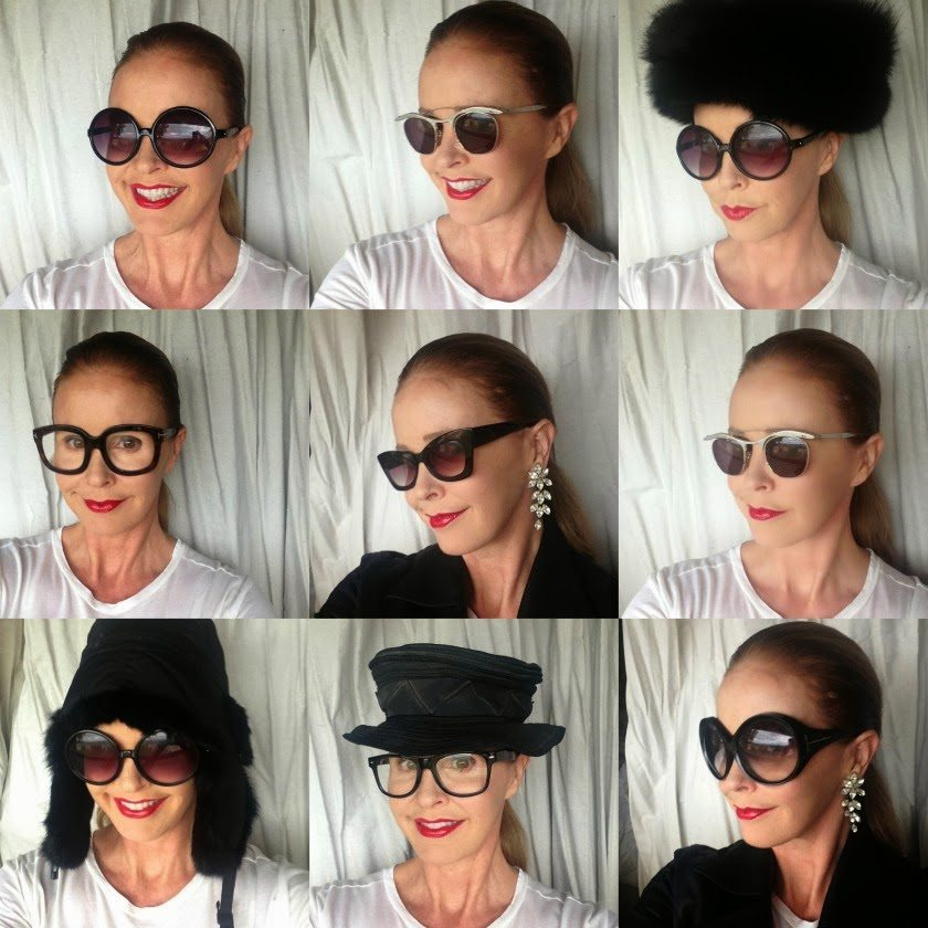 PicMonkey Collageglasses