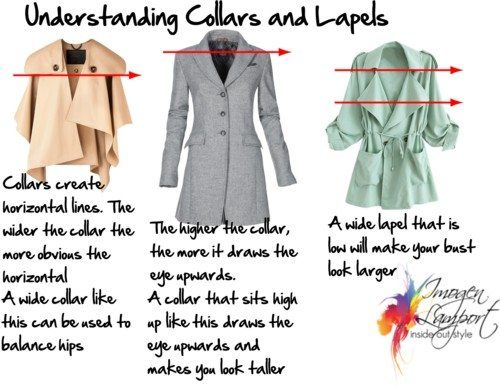 Choosing Collars To Balance Your Figure