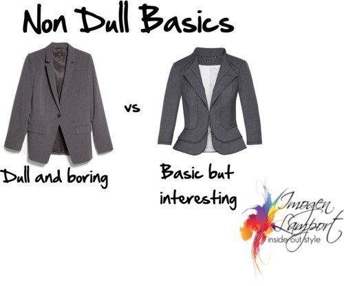 non dull basics