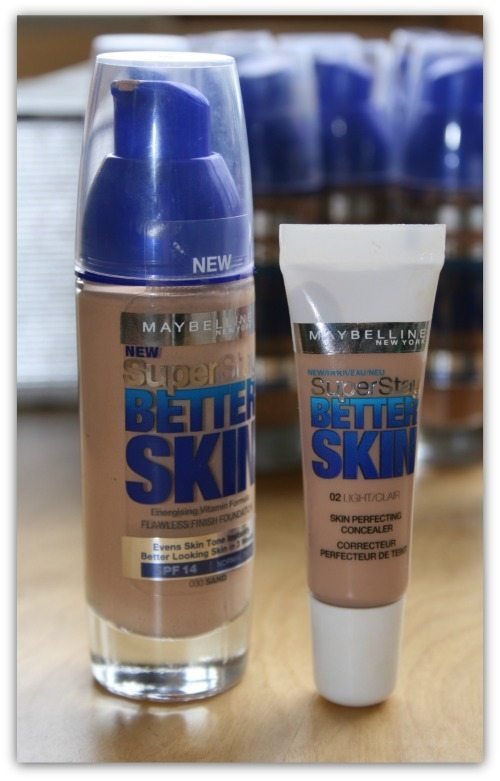 maybelline better skin