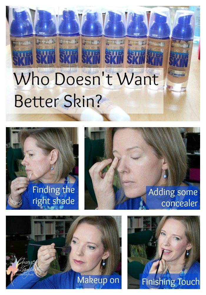 Who Doesn't Want Better Skin?