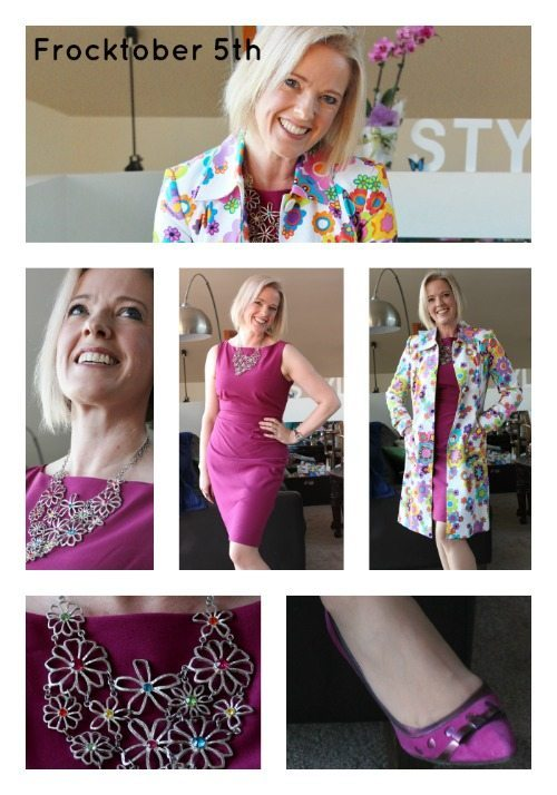 What I Wore: Frocktober Week 2  2014