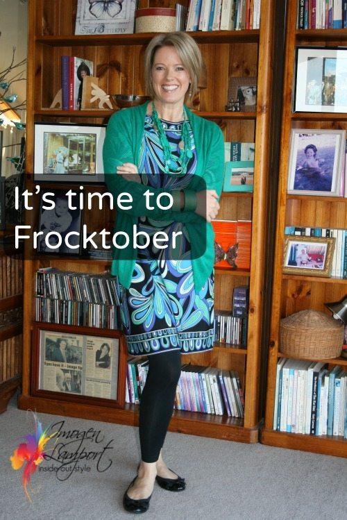 It's Frocktober!