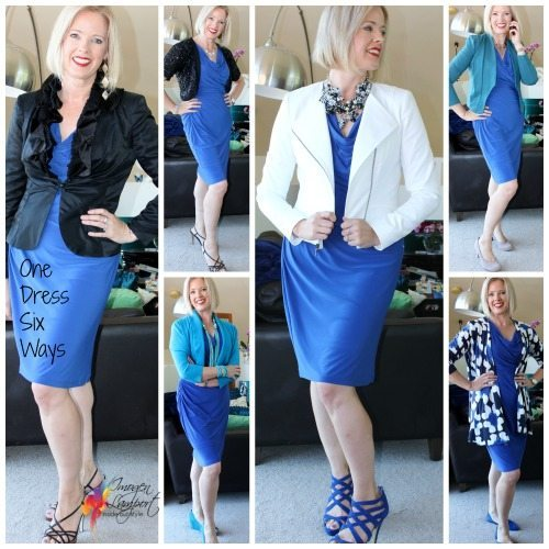 One dress six ways