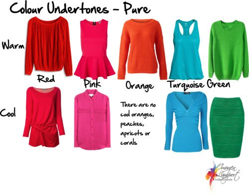 Colour Undertones - Pure