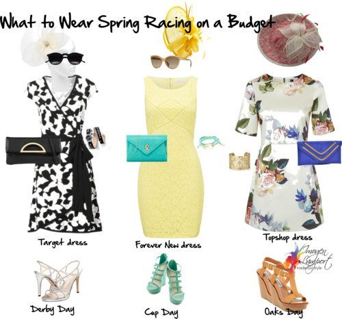 What to Wear Spring Racing and Melbourne Cup