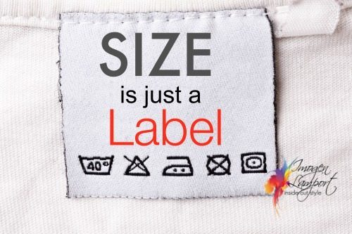 Size is just a label
