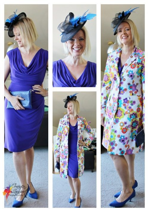 Spring Racing Outfits