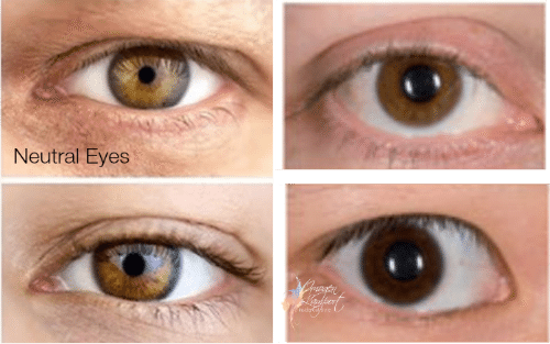 neutral eyes