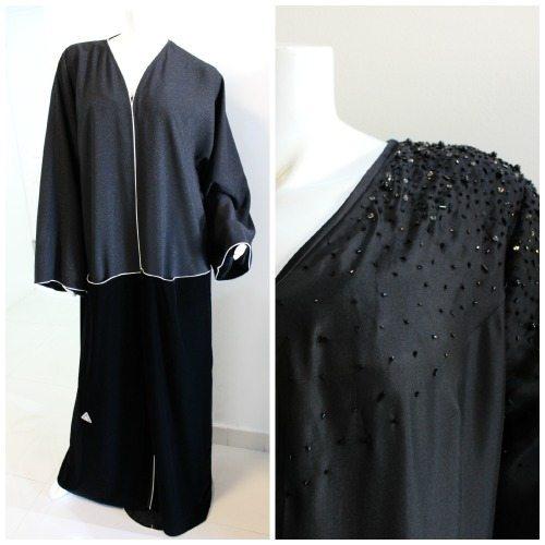 Abaya design Das collection