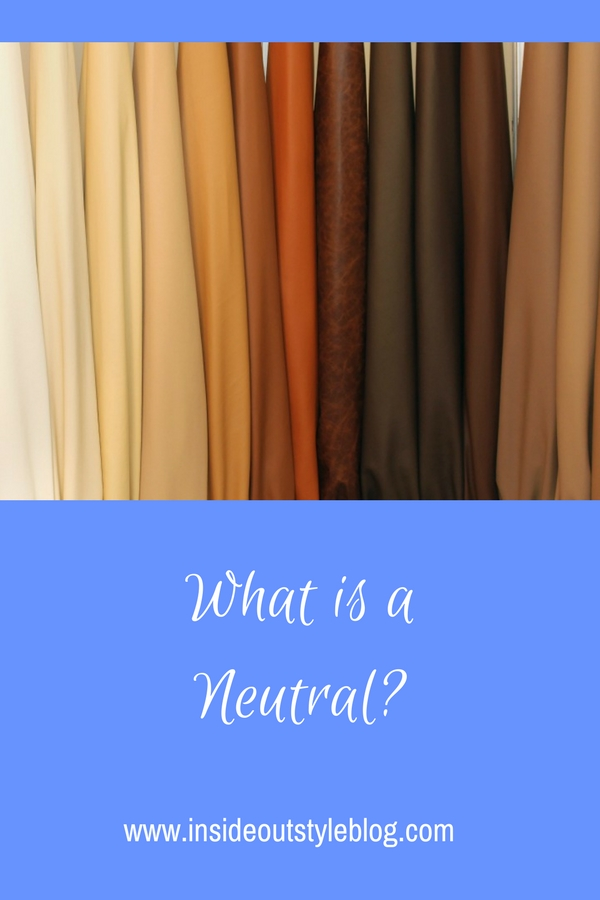 What is a Neutral