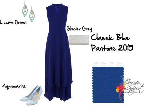 Classic blue pantone 2015
