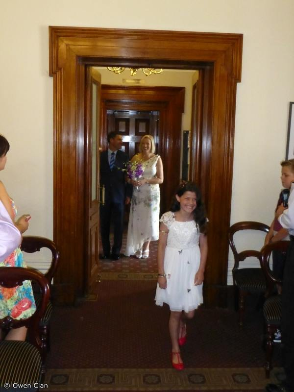 here comes the bride imogen