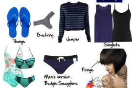 Dictionary of Australian clothing terms