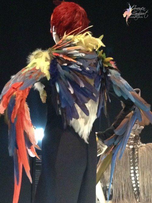 Jean Paul Gaultier Parrot
