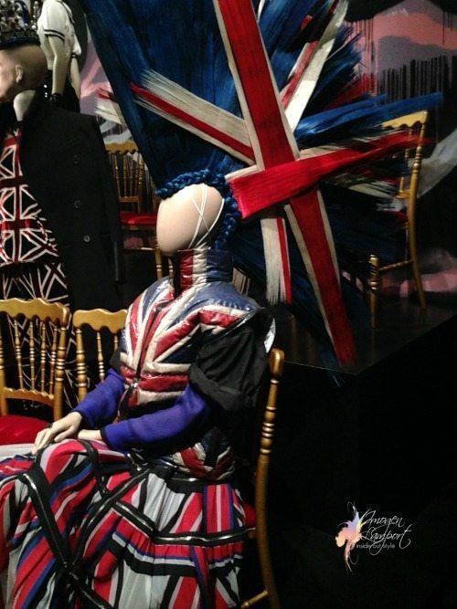 Jean Paul Gaultier Union Jack