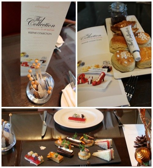 high tea delights at raffles dubai