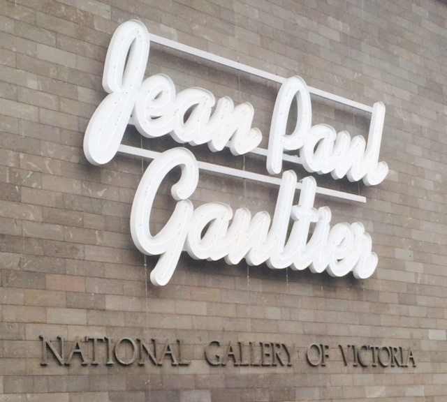 Jean Paul Gaultier Exhibition at the National Gallery of Victoria