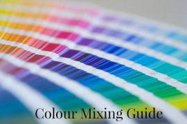 pantone fall colour mixing guide