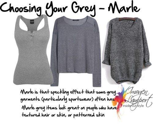 Choosing your Grey - Marle