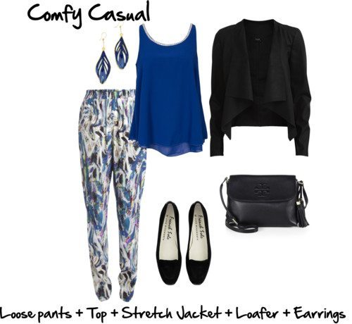 comfy casual harem pants