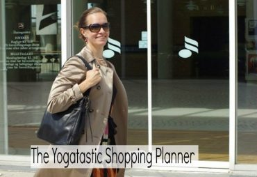 mette from the yogatastic shopping planner