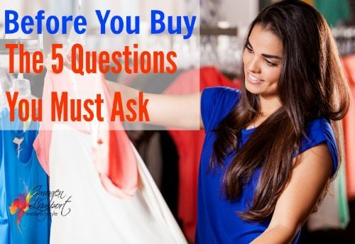 5 questions to ask before you buy