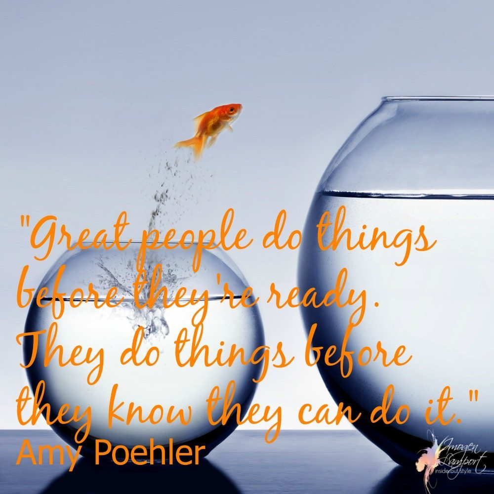 Amy Poehler Great people quote