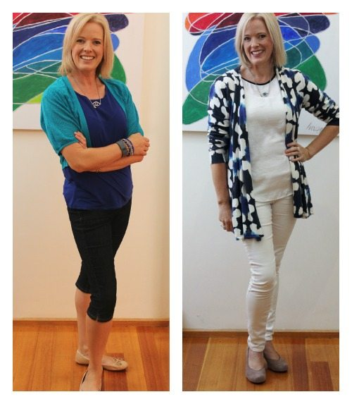 Real World Relaxed Style – Jeans and a Cardigan