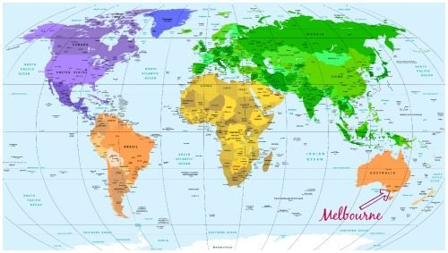 World map inside out style world map gumiabroncs Images
