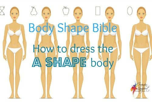 Understanding How to Dress A Shape Bodies