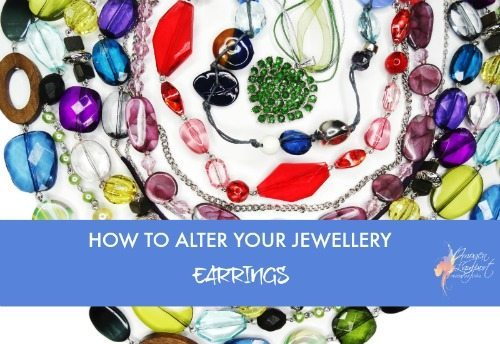 how to alter your jewellery - earrings