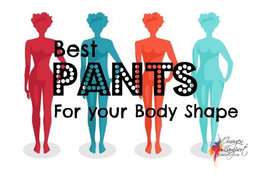 best pants for your body shape