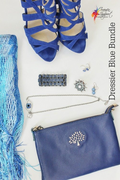 dressy blue beauty bundle