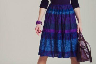 style a skirt 5 ways