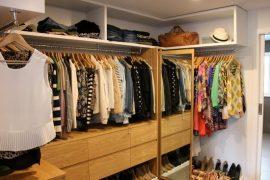 walk in wardrobe Inside Out magazine