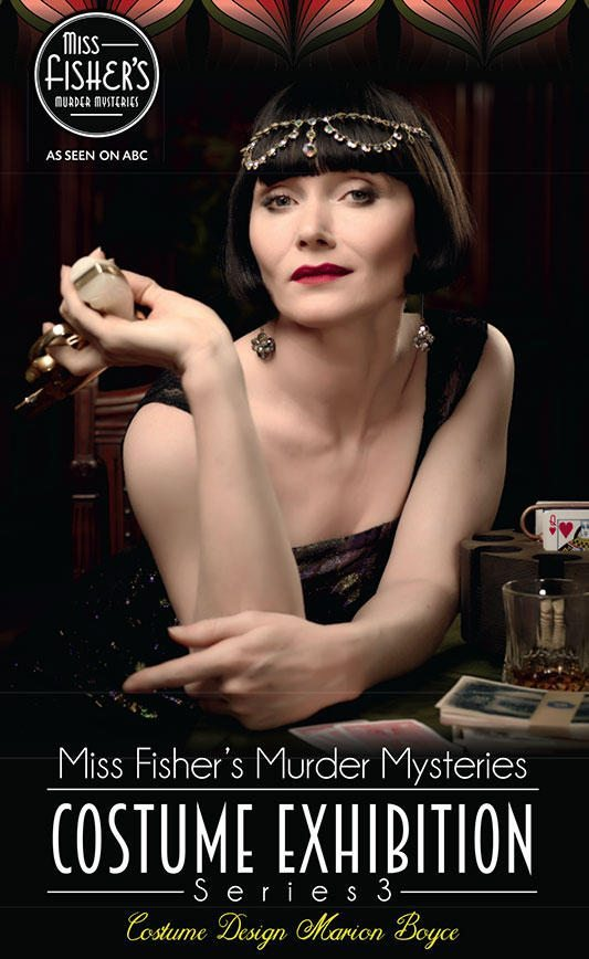 Miss Fisher Murder Mysteries Costume Exhibition