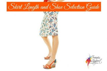 how to choose shoes for your skirts