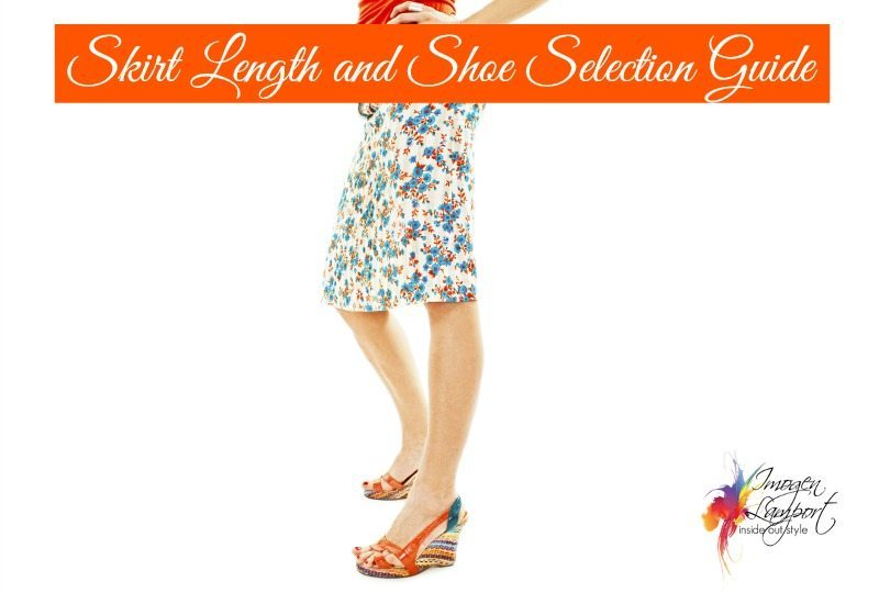 66556d7f3e2 Your Essential Skirt Length and Shoe Selection Guide - Inside Out Style
