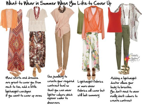 What to Wear in Summer while Remaining Covered