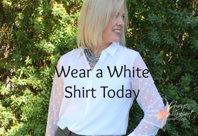 White shirt Day ovarian cancer research foundation