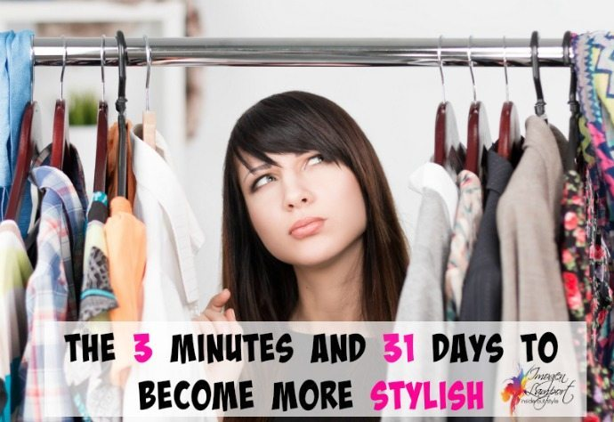 Evolve Your Style is a 30 day style challenge that will change your life