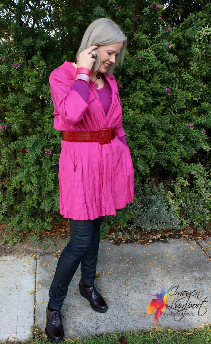 Wardrobe staple knit tops