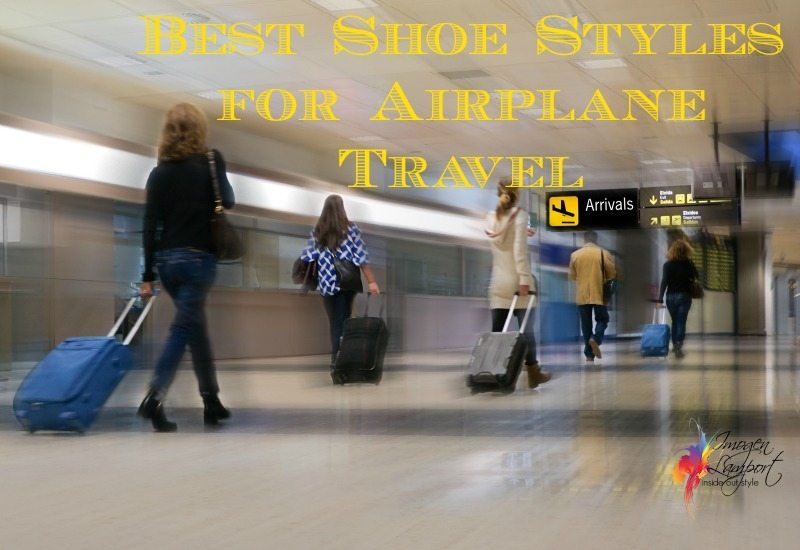 best shoe styles for plane travel