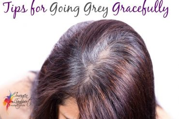 How to Grow Out Your Hair to Grey