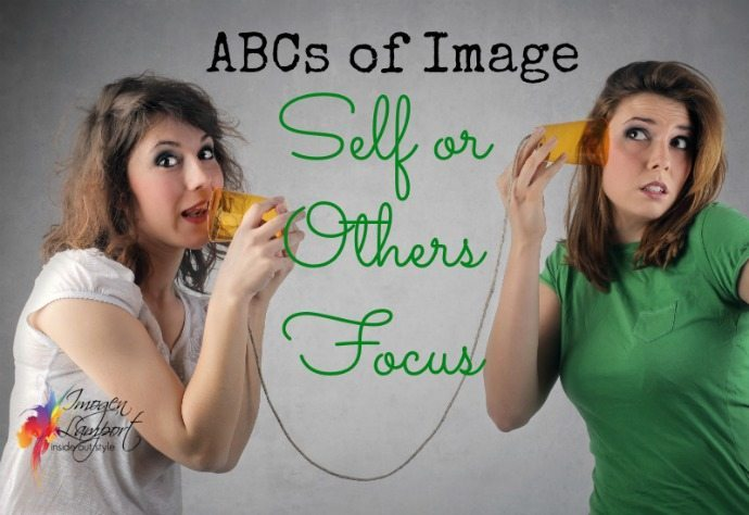 ABCs of Image Behaviour - Self or Others Focus