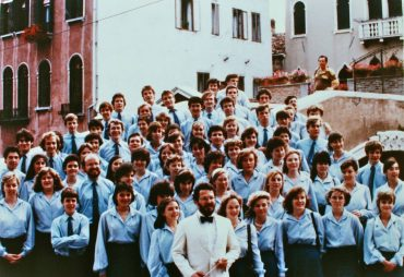 Canberra Youth Orchestra 1985