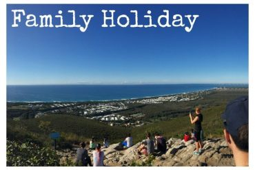 Family Holiday Mount Coolum Queensland